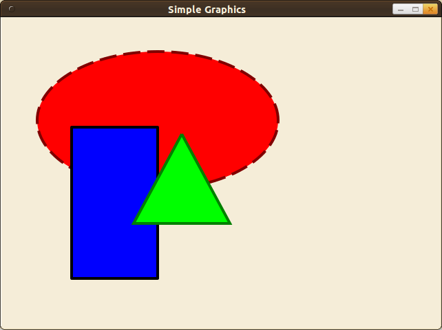 Simple GEF4 Graphics example (SWT)