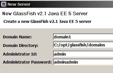 Glassfish v211 eclipse server plugin default domain.JPG