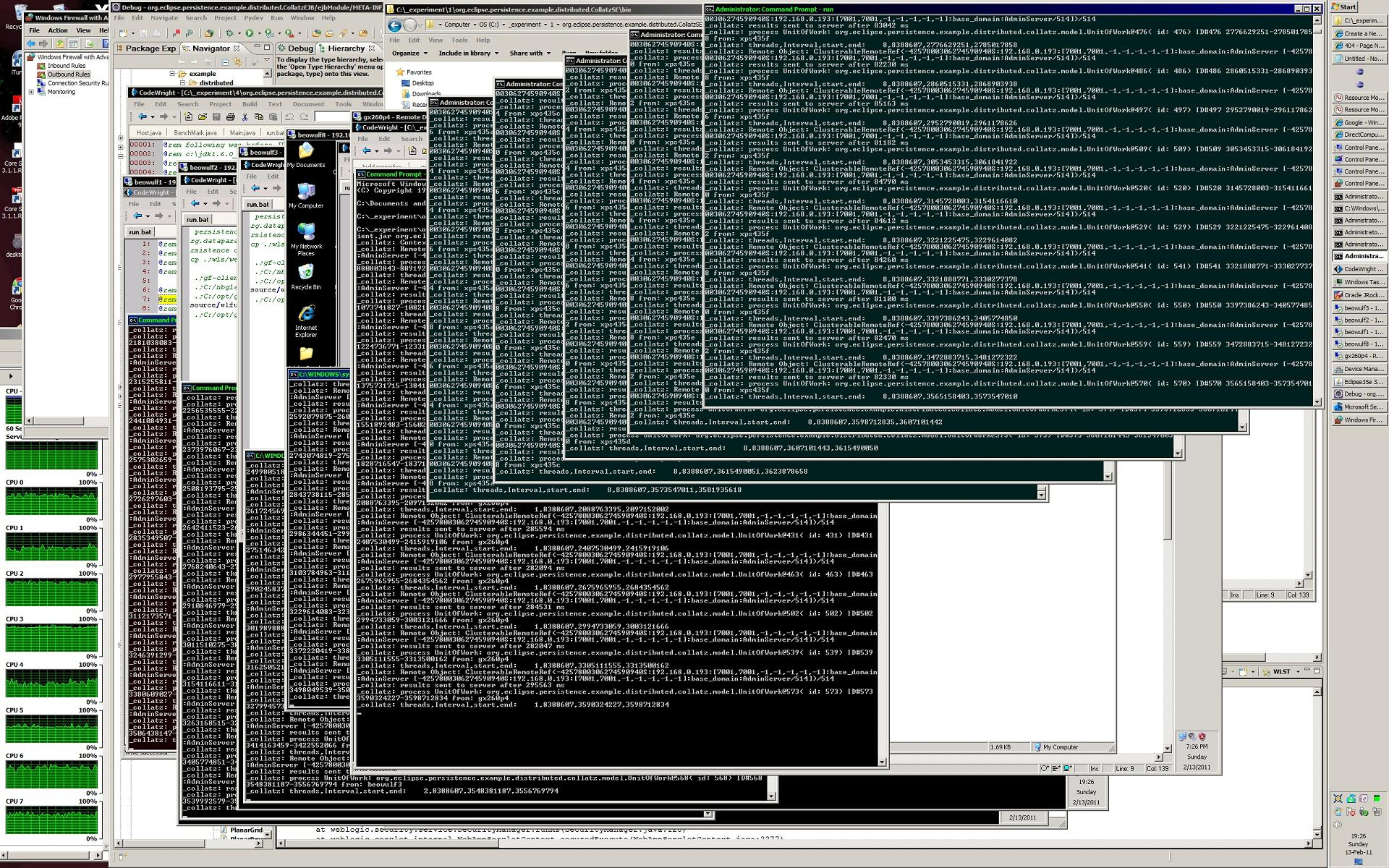 20110213 collatz proto cluster screen cap 12 threads 2.JPG
