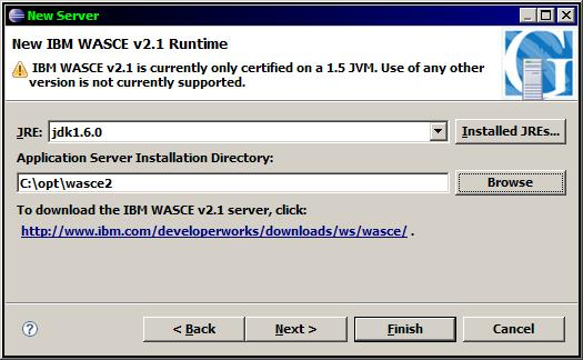 Wasce server plugin supports jse5.JPG