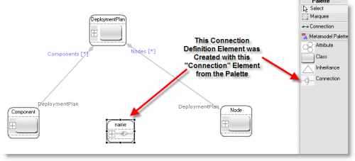 Creating the Deployment Connection Declaration