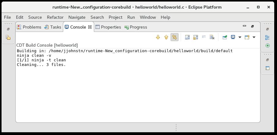 CDT/Meson/User Guide - Eclipsepedia