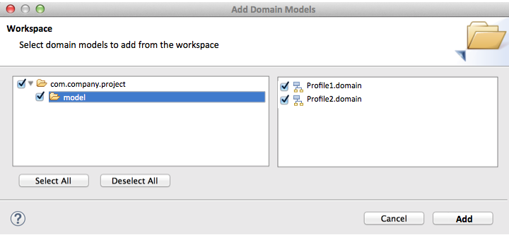 Add Domain Models dialog.png