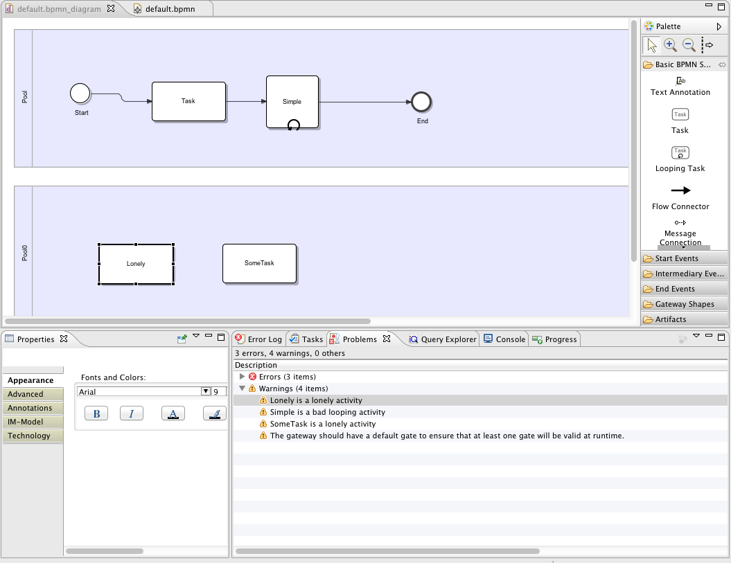 EMFIncquery-UserDocumentation-Examples-bpmn-iqvalidationshot.png