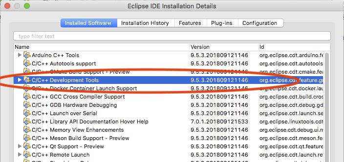 CDT/User/FAQ - Eclipsepedia