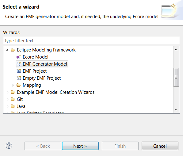 XcoreGenModelImportWizardSelectionPage.png