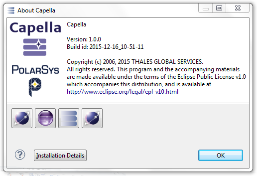 Capella 0.8.3 about build.png