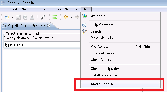Capella 0.8.3 about.png