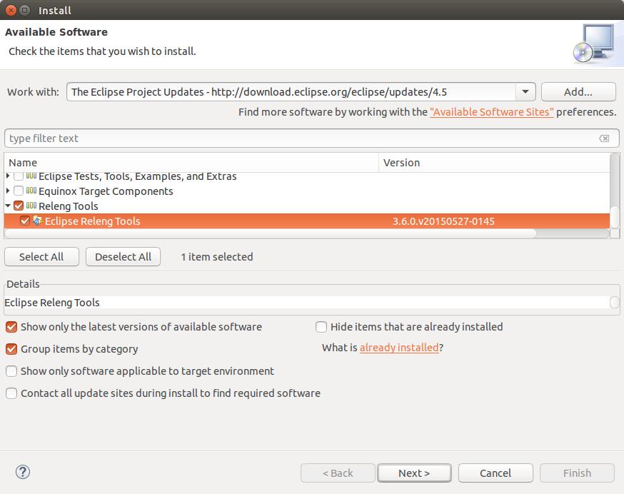 Development Resourceshow To Use Eclipse Copyright Tool Eclipsepedia