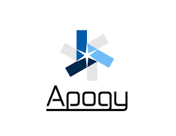 The Apogy Logo.