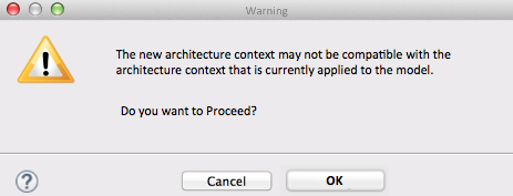 A warning message when the architecture context switch is not compatible.png
