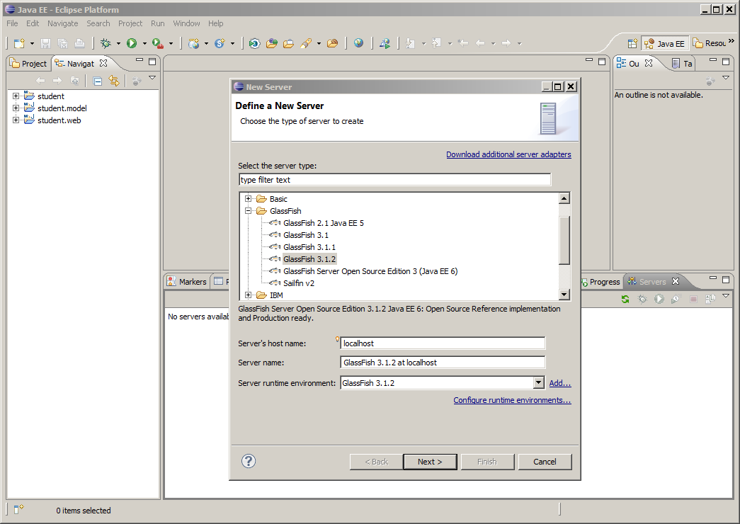 glassfish 3.1 download