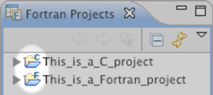 Photran-f-vs-c-project.png