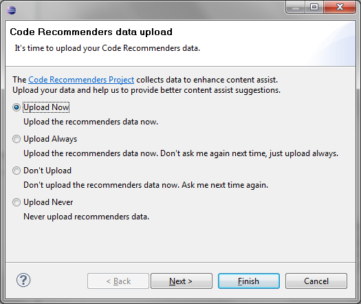 Recommenders UDC first contact.png