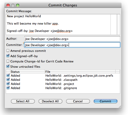 Egit-0.9-getstarted-commit.png
