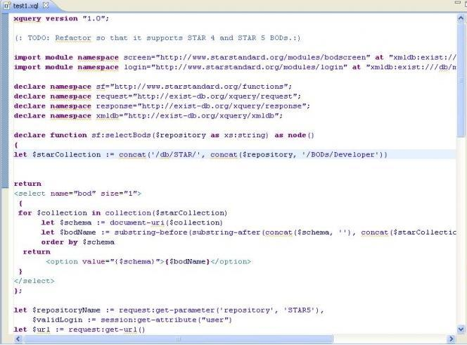 New Eclipse Plugin For Xquery Eclipsepedia
