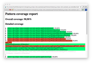 Viatra Query Coverage report.png